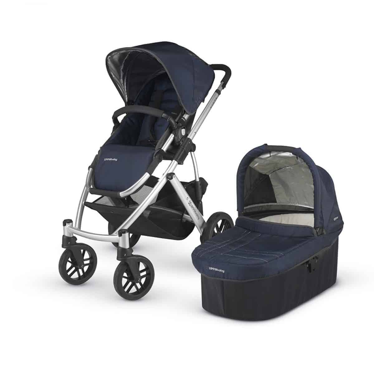 best travel stroller, travel uppababy vista, best stroller for travelling