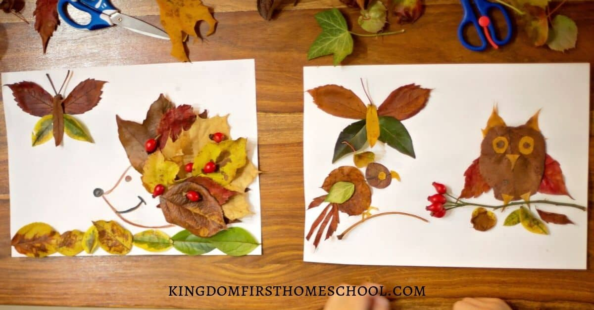Super fun and educational fall crafts_fall activities_fall fun for kids