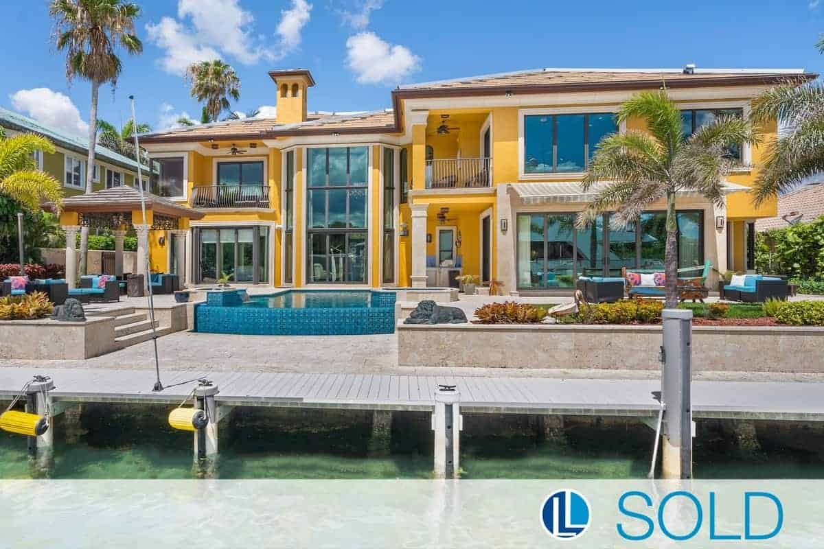 SOLD 2716 NE 30th Ave Lighthouse Point 33064
