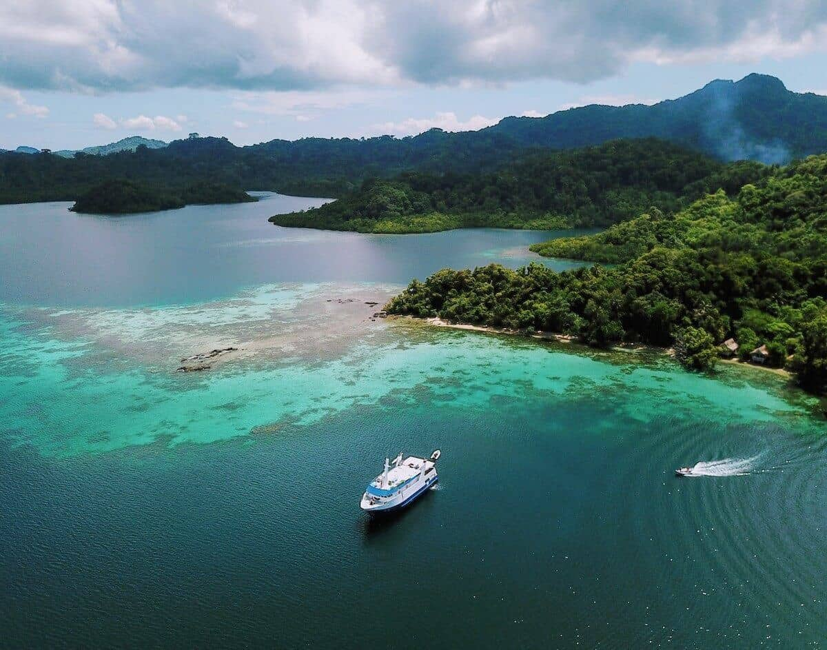 Solomon Island Discovery Cruise - The Best Solomon Islands Holiday on the Market