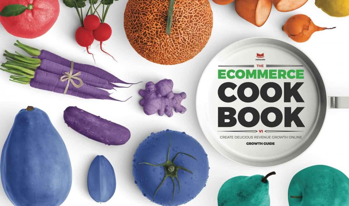 Ecommerce Cookbook Vol 1 Book Cover