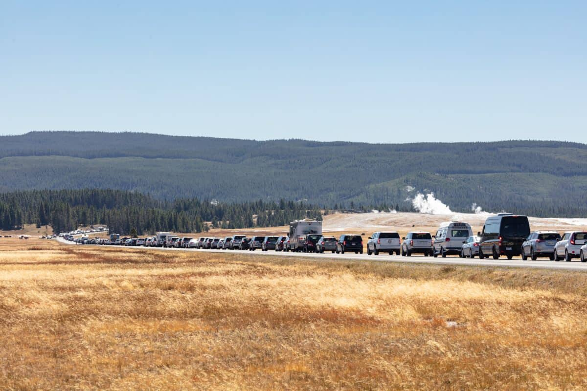 Overcrowding and Underpaying at National Parks