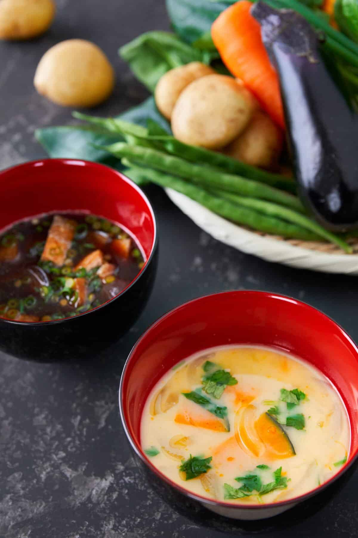 The ultimate guide to making authentic Japanese miso soup in under 10 minutes.