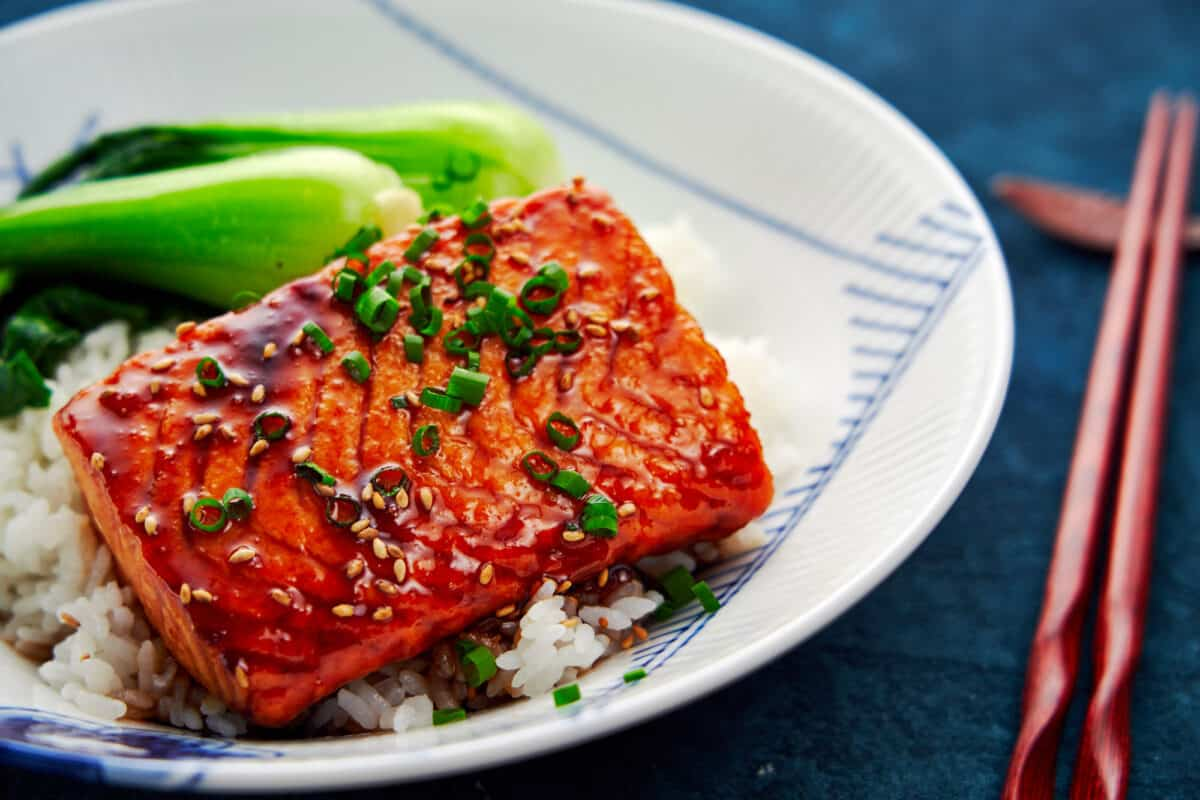 Authentic salmon teriyaki requires only a handful of basic ingredients, but the trick is in the technique.