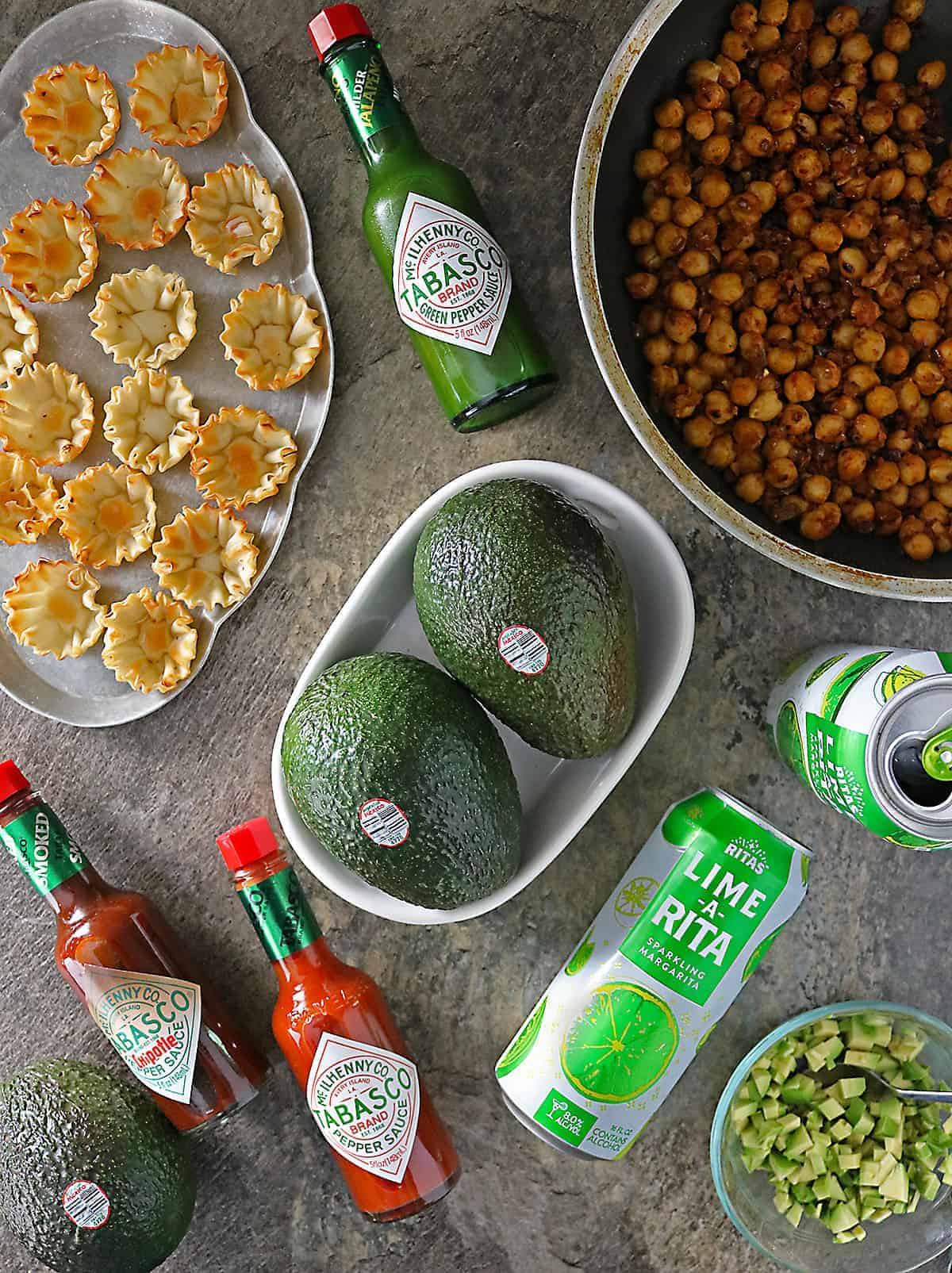 Making a plan for Game Day Snacking With TABASCO, RITAS, and Avocados From Mexico