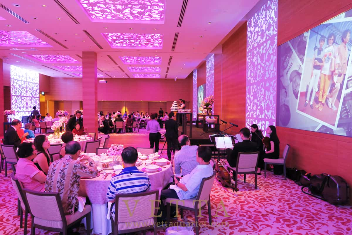 Singapore Wedding at Grand Hyatt