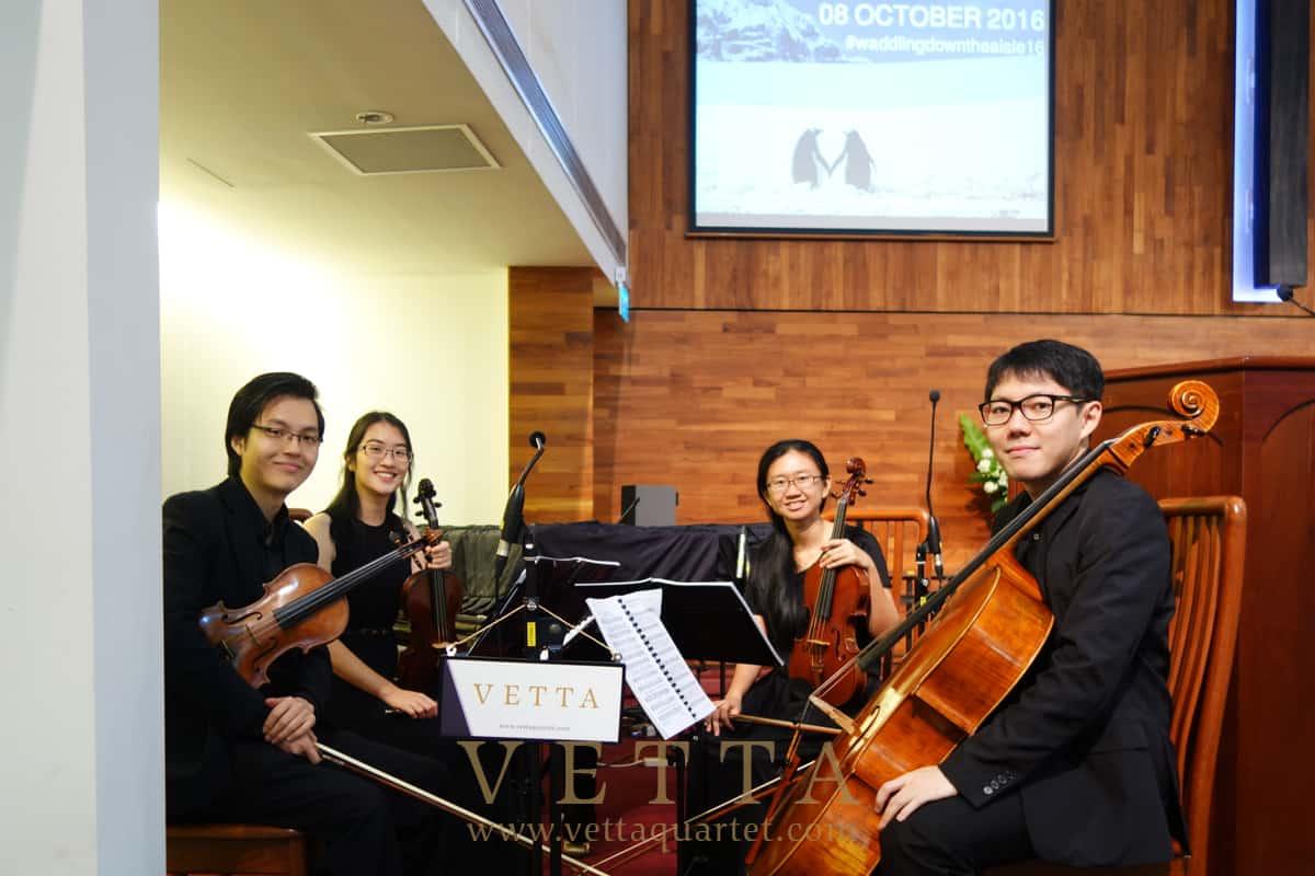 Wedding at Toa Payoh Methodist Church