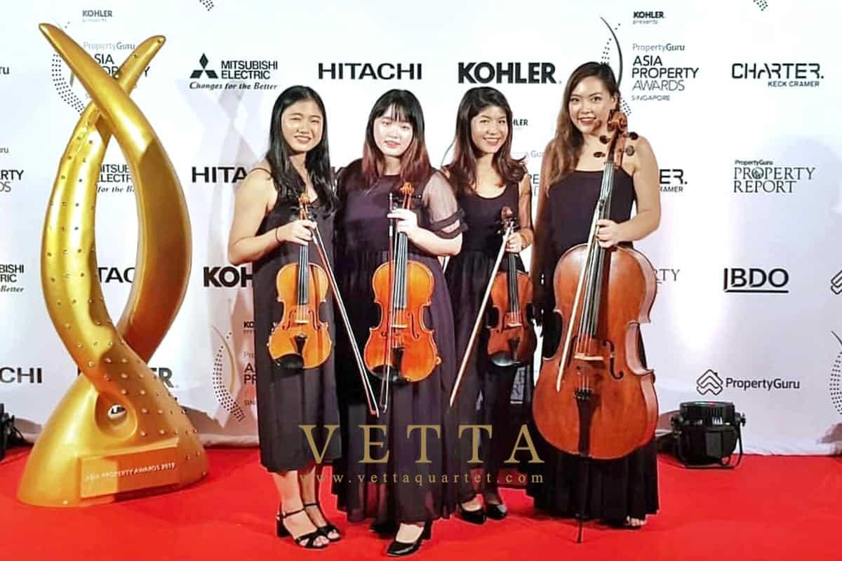 ESTA for Asia Property Awards Singapore at St Regis