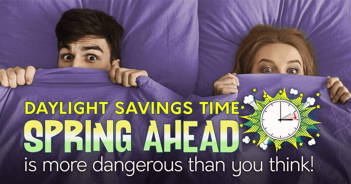 Daylight Saving's Time - Facebook Infographic - Martin, Harding & Mazzotti 1800law1010