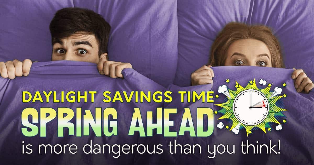 Daylight Saving's Time - Facebook Infographic - Martin, Harding & Mazzotti 1800law1010