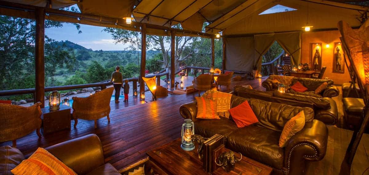 Serengeti Migration Camp Lounge