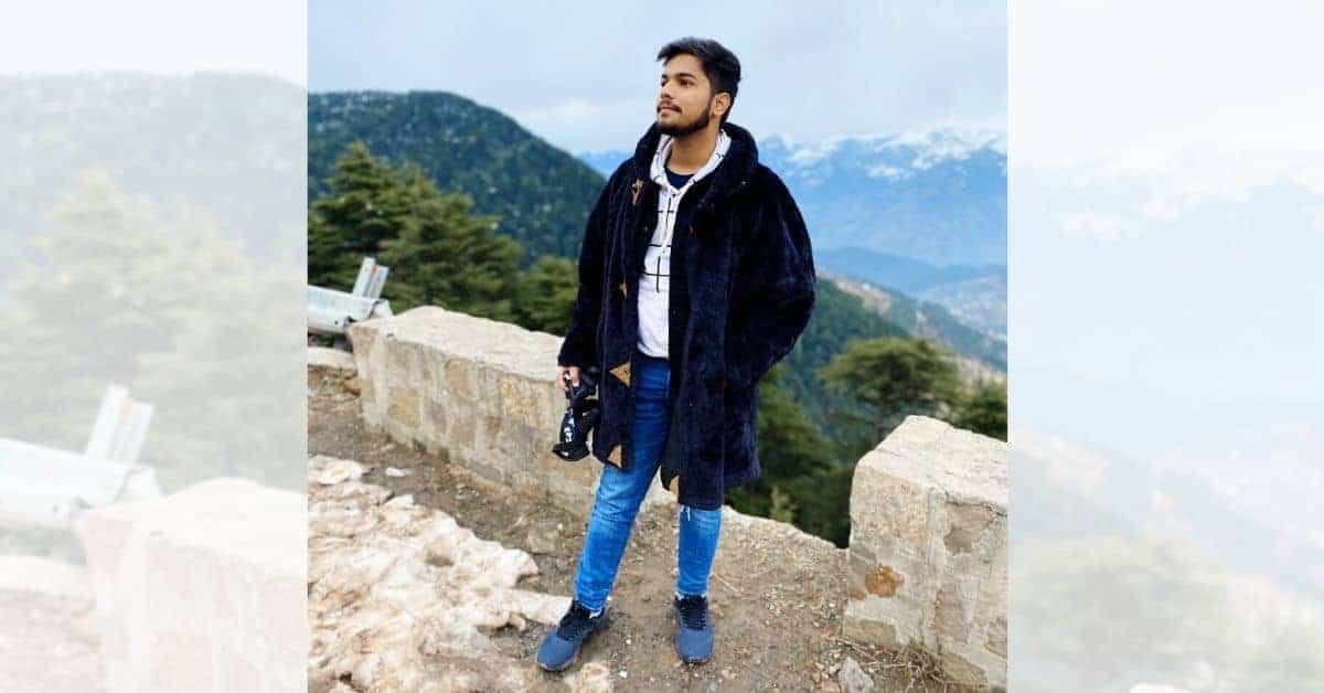 Divyanshu Dixit- A Young & Dynamic Entrepreneur