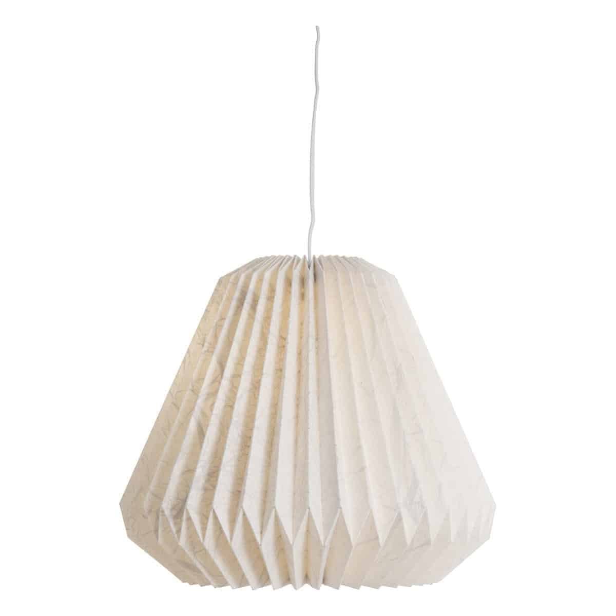 Där 006I72001 Kacie Easy Fit Pendant White