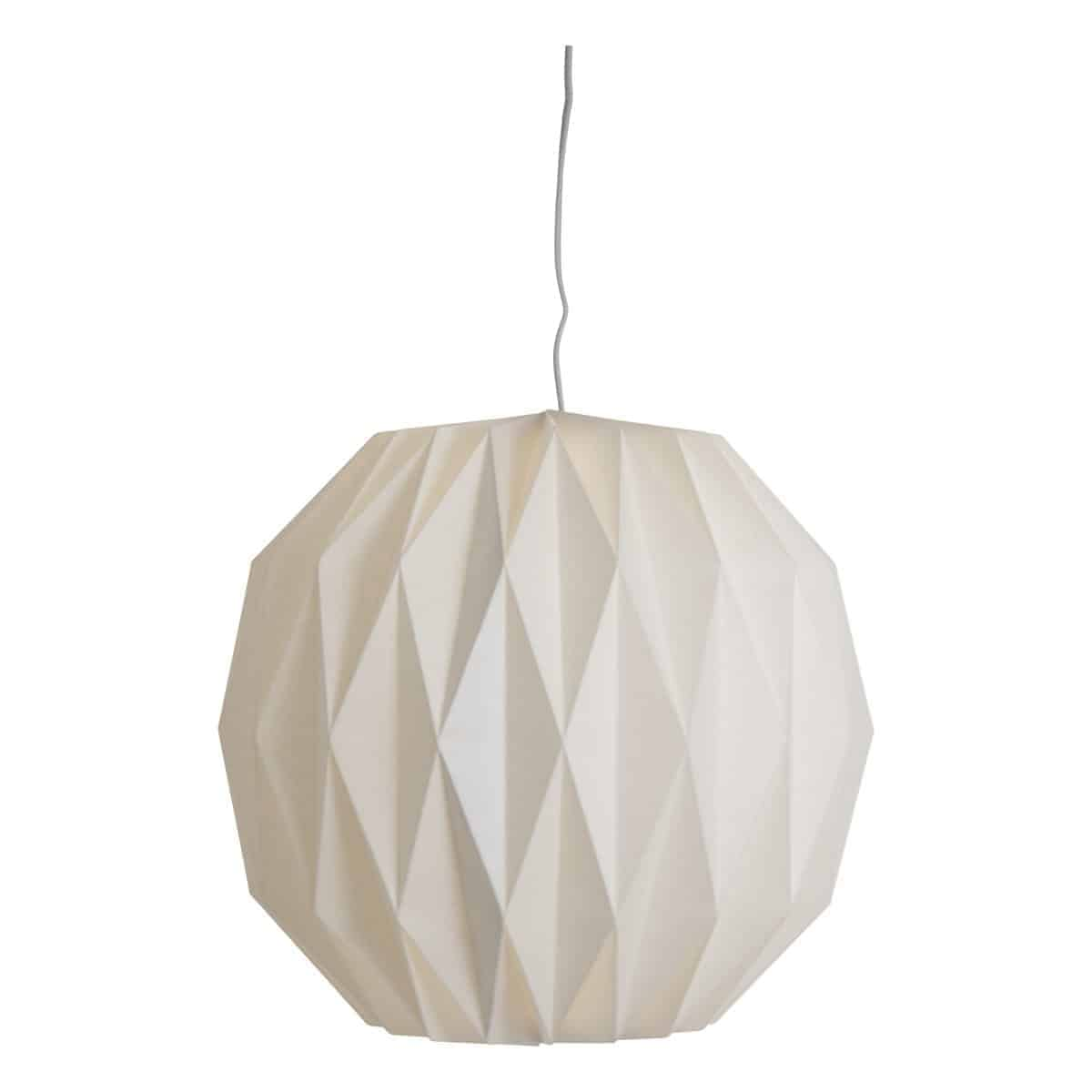 Där 006I72002 Dermot Easy Fit Pendant White