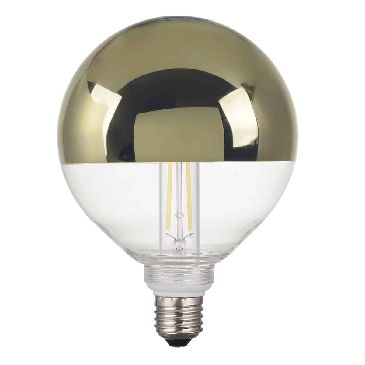 Där ACDL2 Gold Tipped LED Dimmable Pendant Kit