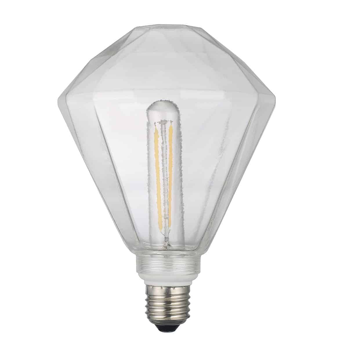 Där ACDL3 Faceted LED Dimmable Pendant Kit