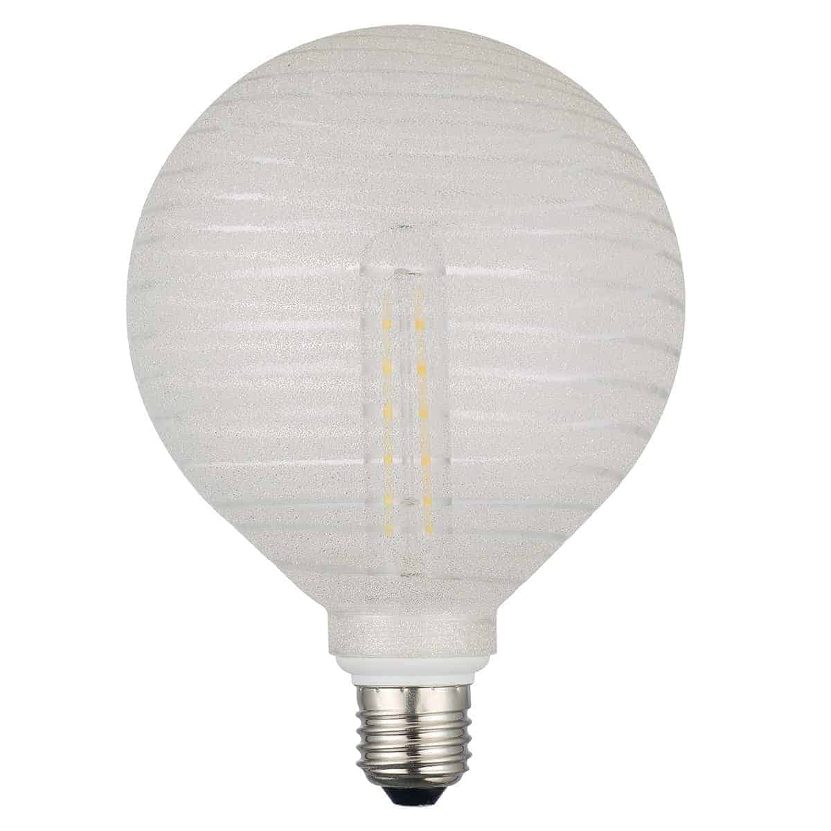 Där ACDL5 Frosted Spiral LED Dimmable Pendant Kit