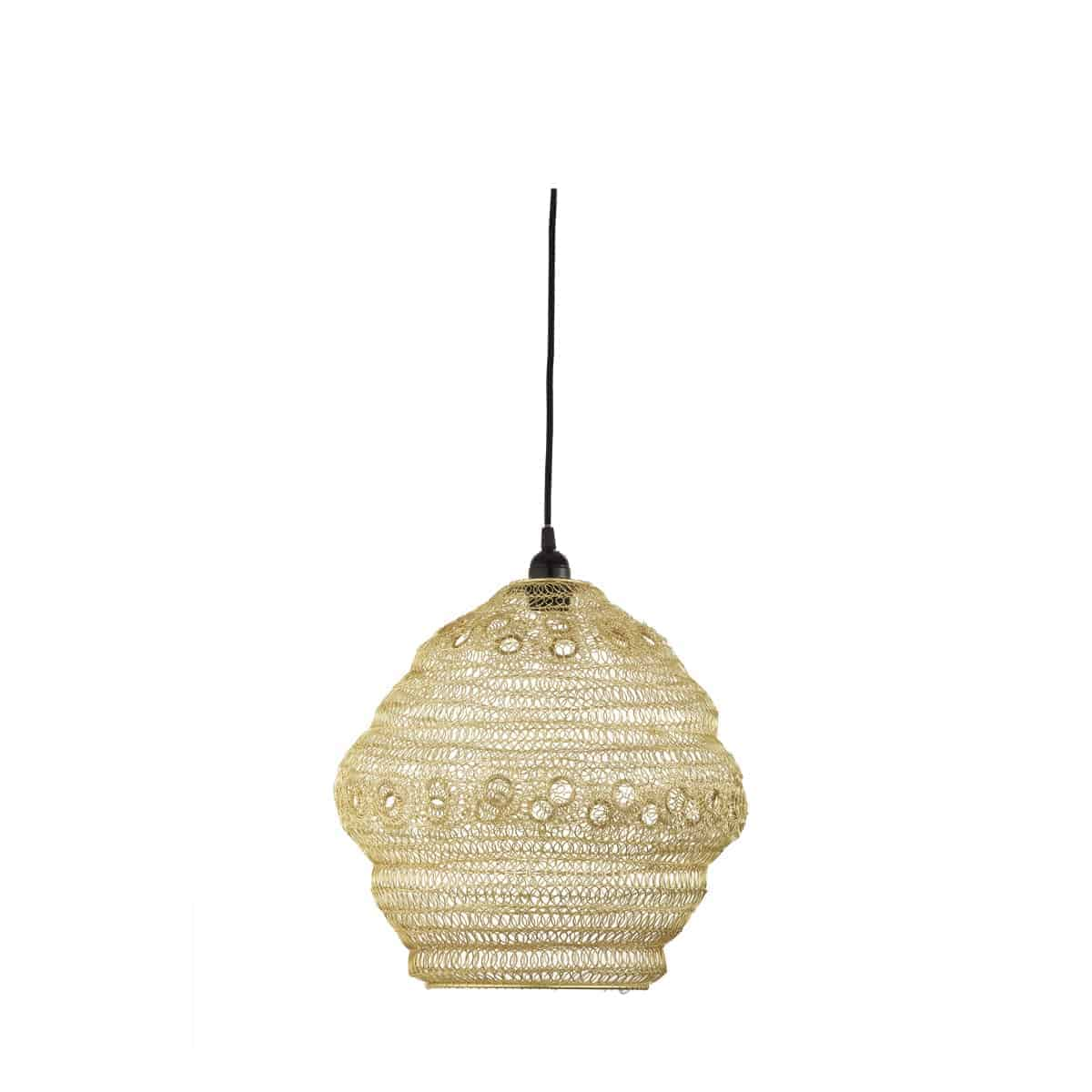 Där API6535 Apiary Easy Fit Pendant Gold Hadmade in India