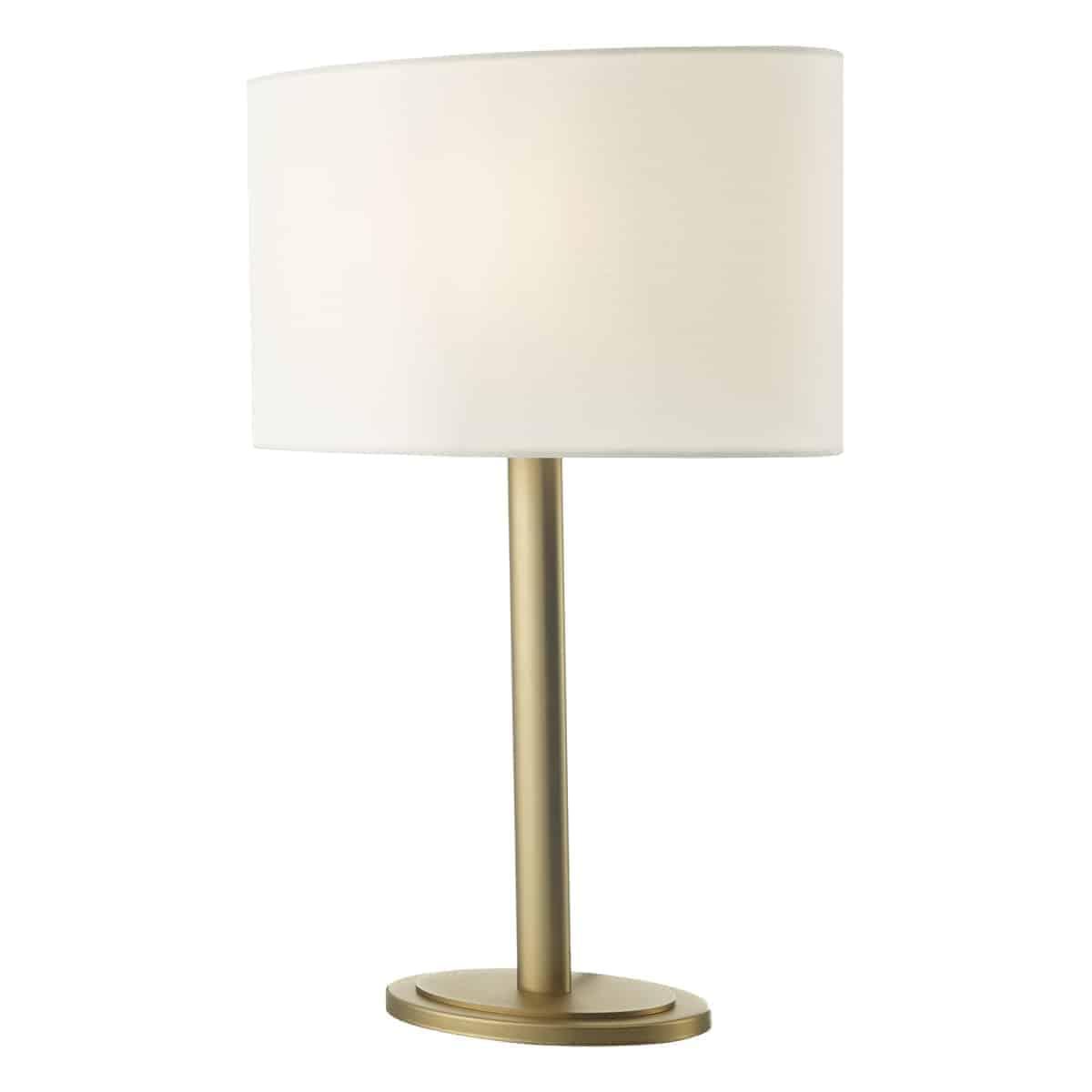 Där SHU4263 Shubert Bronze Table Lamp
