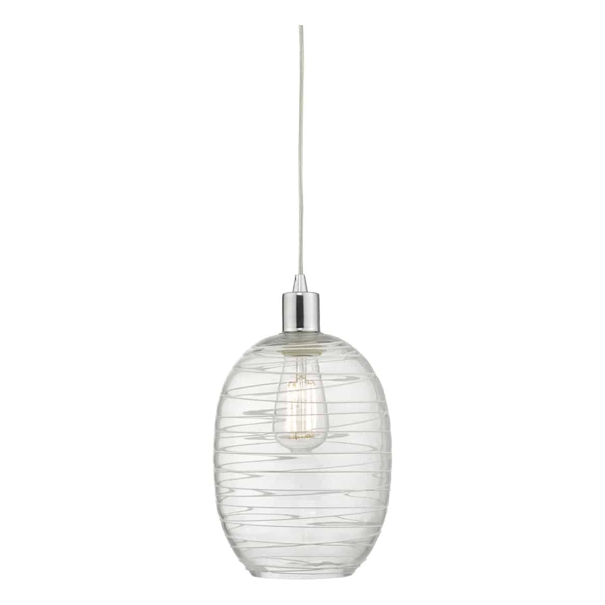 Där TIZ6508 Tizi Easy Fit Pendant
