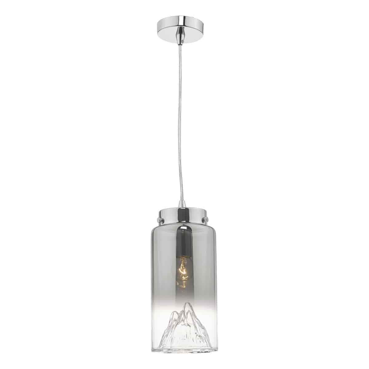 Där VAH0110 Vahla Pendant Polished Chrome