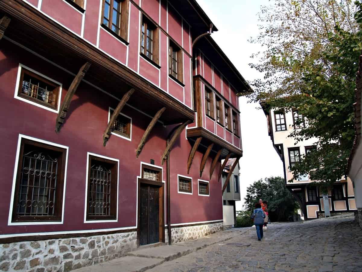 Callejeando por el Barrio Viejo de Plovdiv
