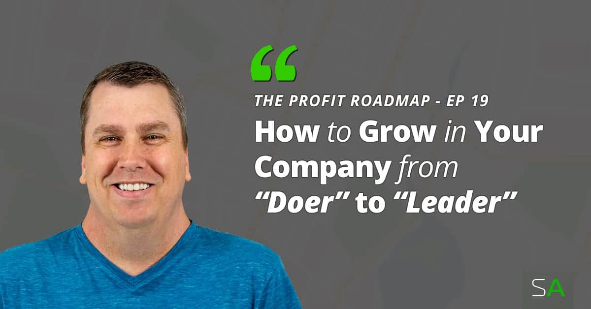 john caldwell on the profit roadmap