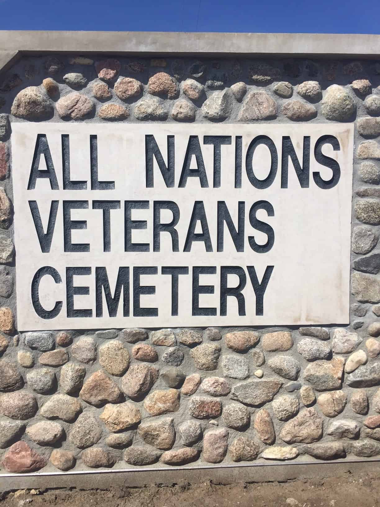 All Nations Veterans Cemetery Niches Wieser Concrete