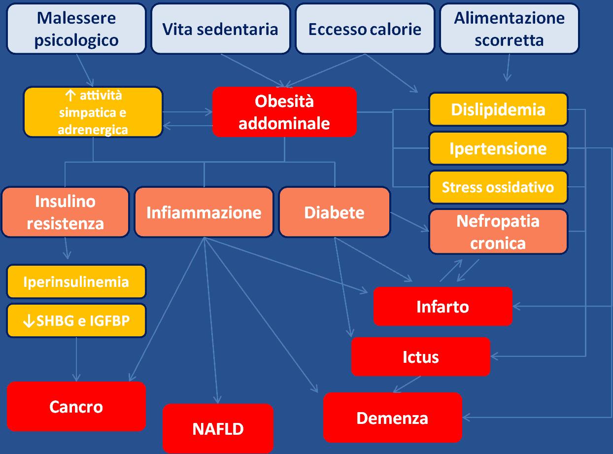 Malattie croniche una base comune