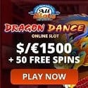 All Slots Casino 50 free spins and 400% up to €1500 welcome bonus