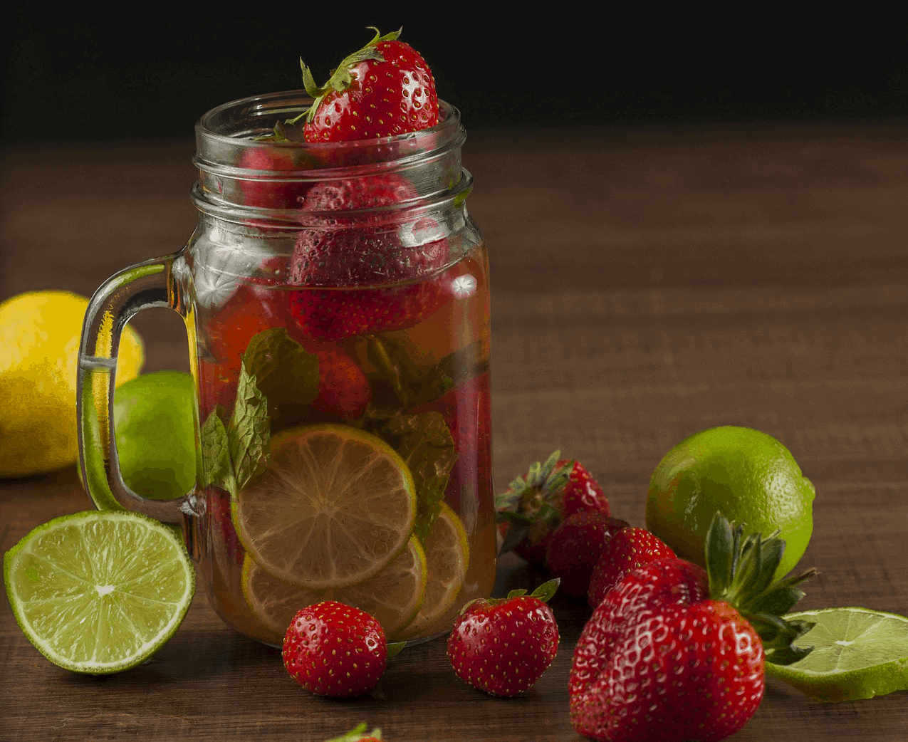 Wie gesund ist detox Wasser wirklich