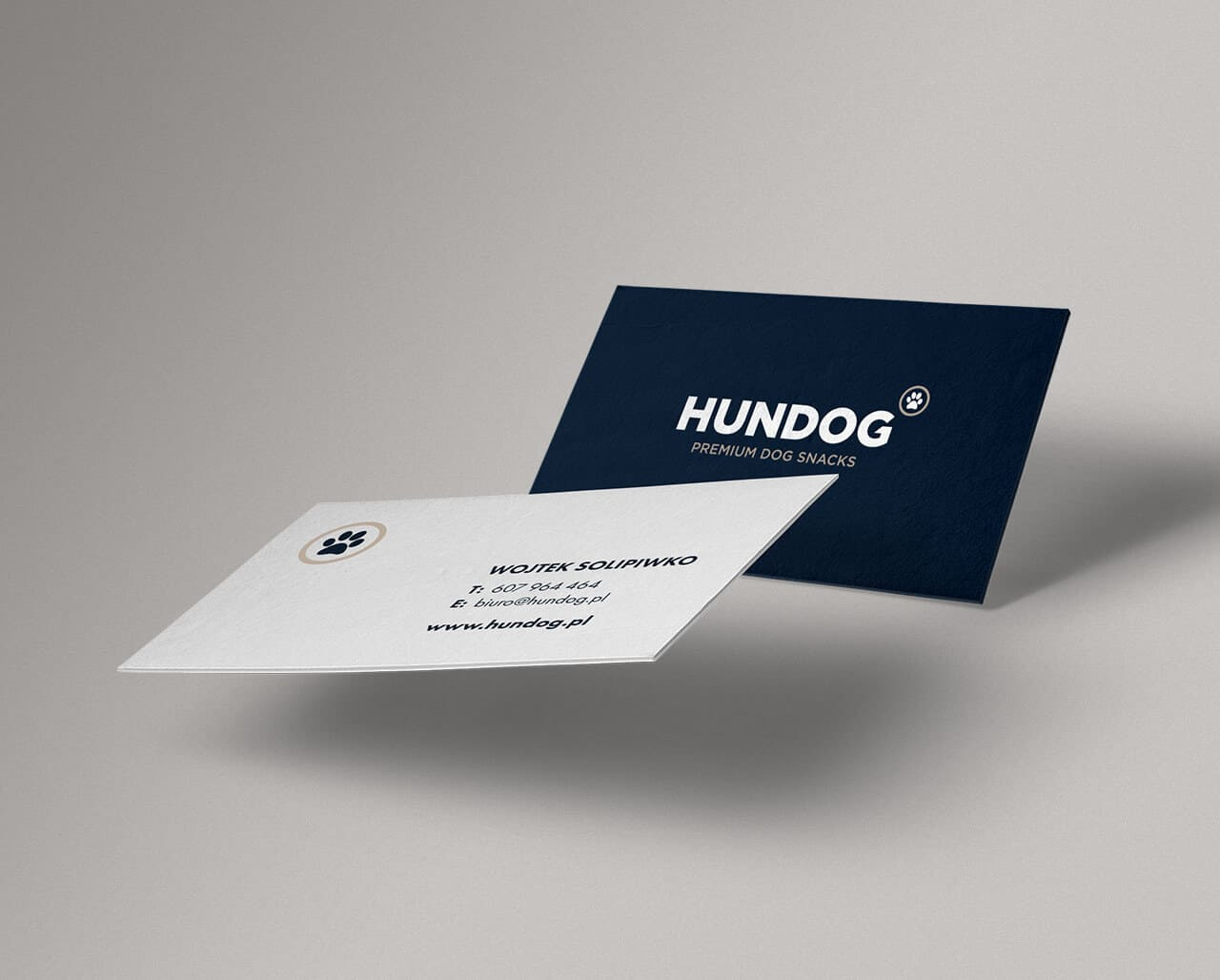 5.HUNDOG-Business-Card