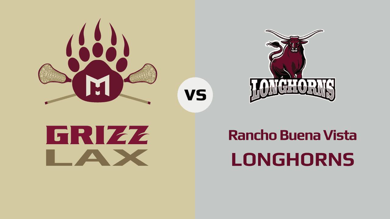 MHHS Grizzlies vs. RBV Longhorns