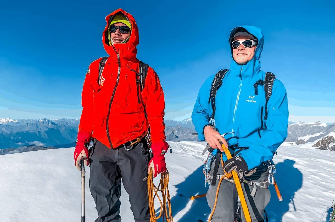 Gletscherbegehung Titelbild - Basics Ausrüstung – Gletscherbegehung