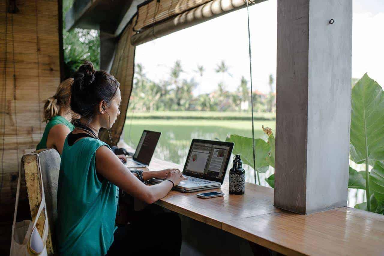 Hubud Bali Indonesia