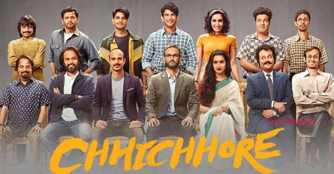 Chhichhore  movie Ringtones Download