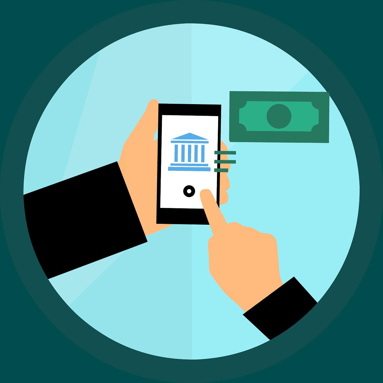 Online Banking App installieren und 10€ geschenkt bekommen