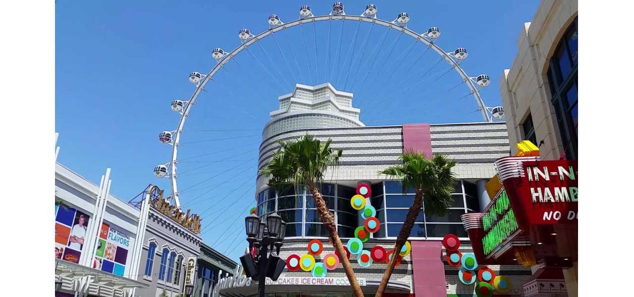 Las Vegas Sehenswürdigkeit Highroller