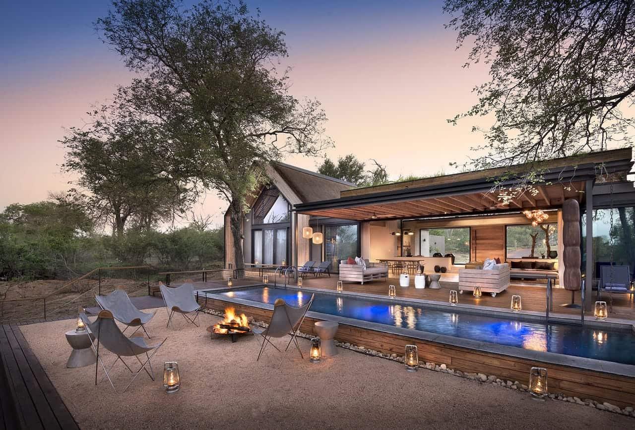 Ivory Lodge Pool
