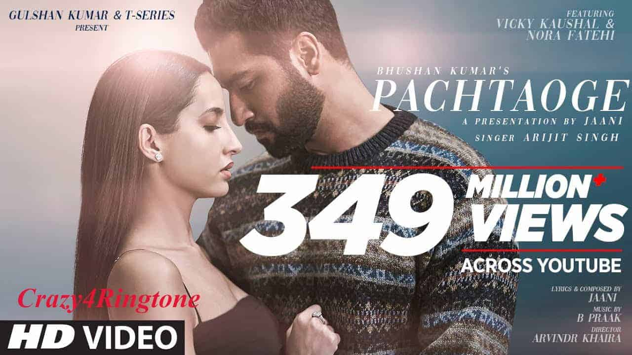 Pachtaoge Song Ringtones Download