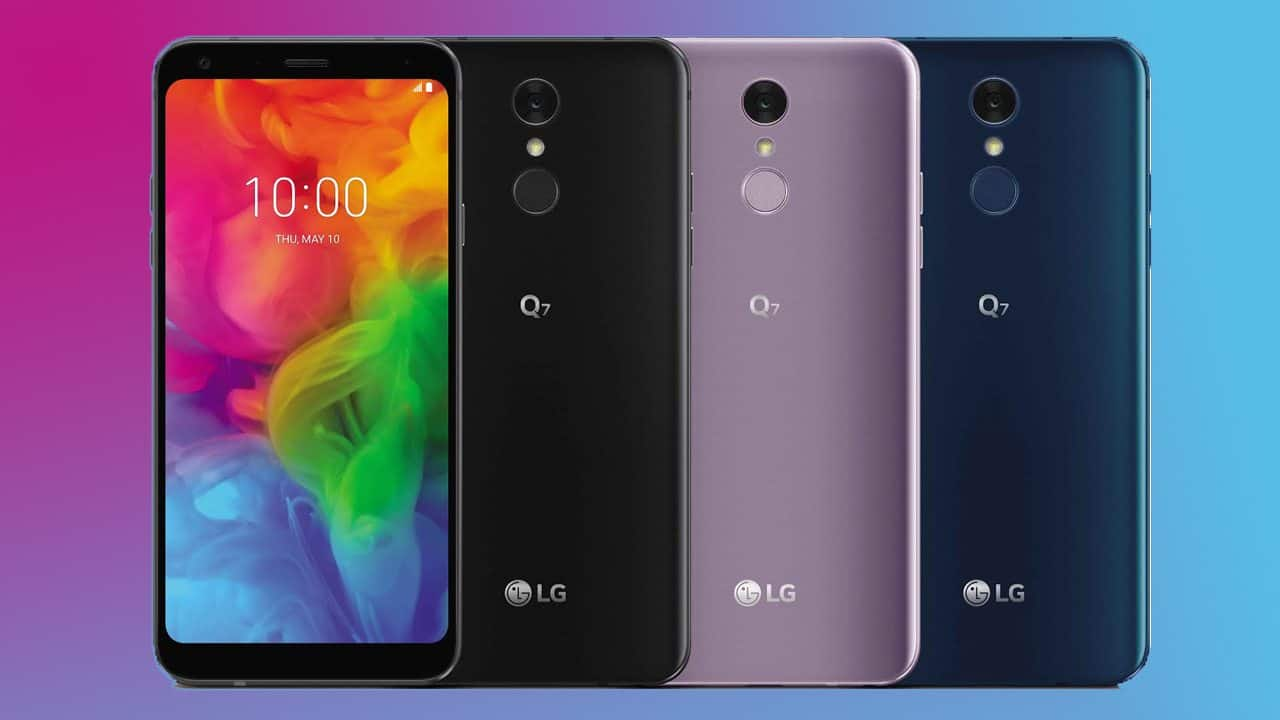 LG Q7, Download Mode, Fastboot Mode e Recovery Mode