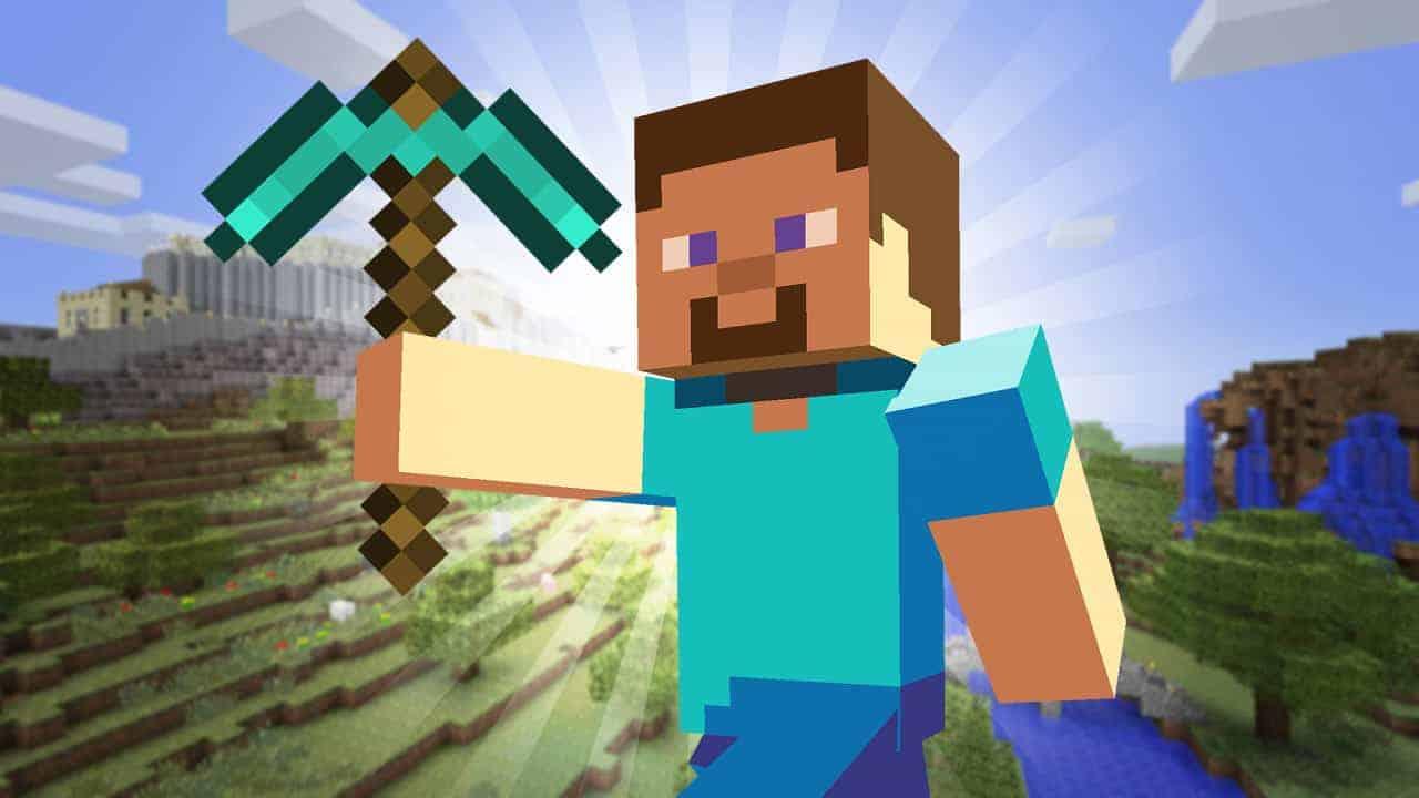 Minecraft - keeps kids safe online