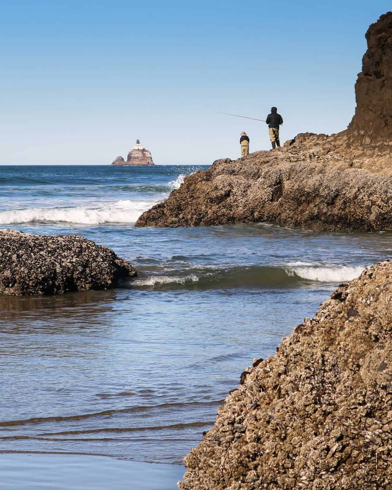 Indian Beach: Best Northern Oregon Coast State Parks Guide