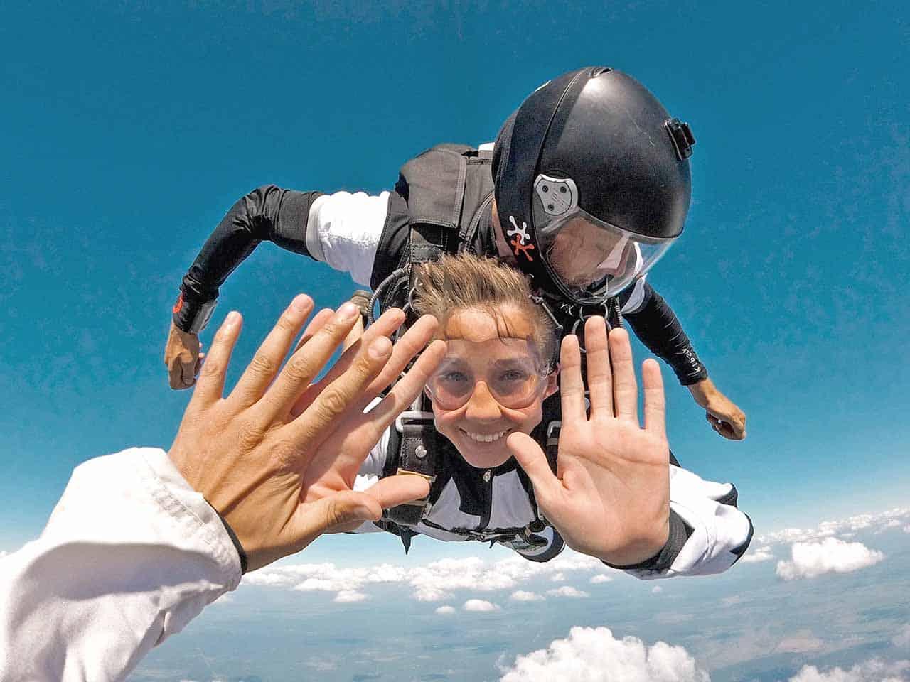 прыжок с парашютом краснодар
