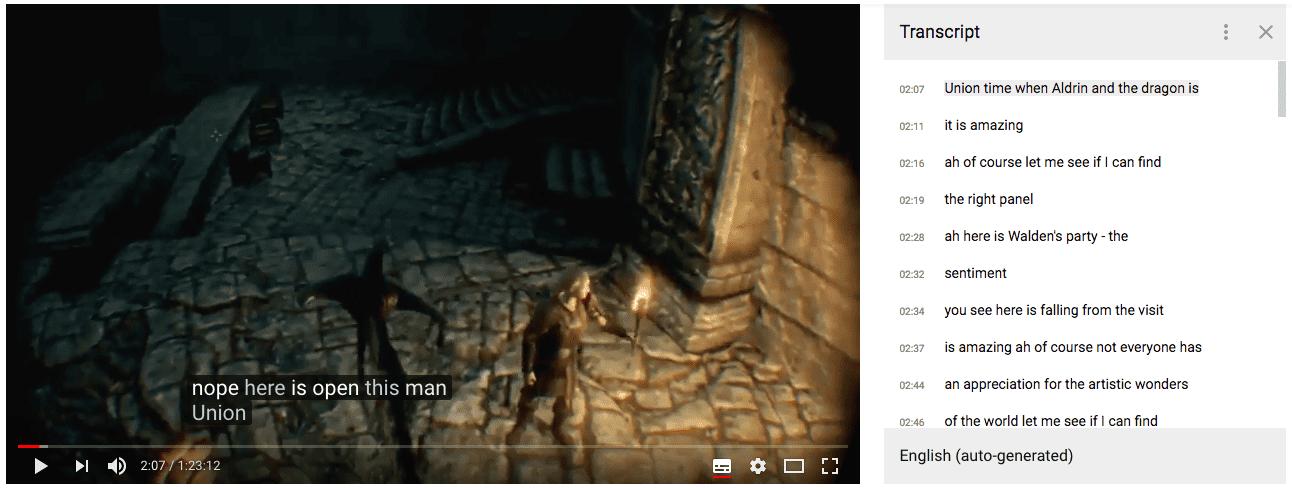 YouTube Guide #3: Transcriptions and Captions - Kanuka Digital