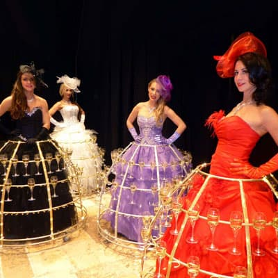 robes à champagne à Bruxelles