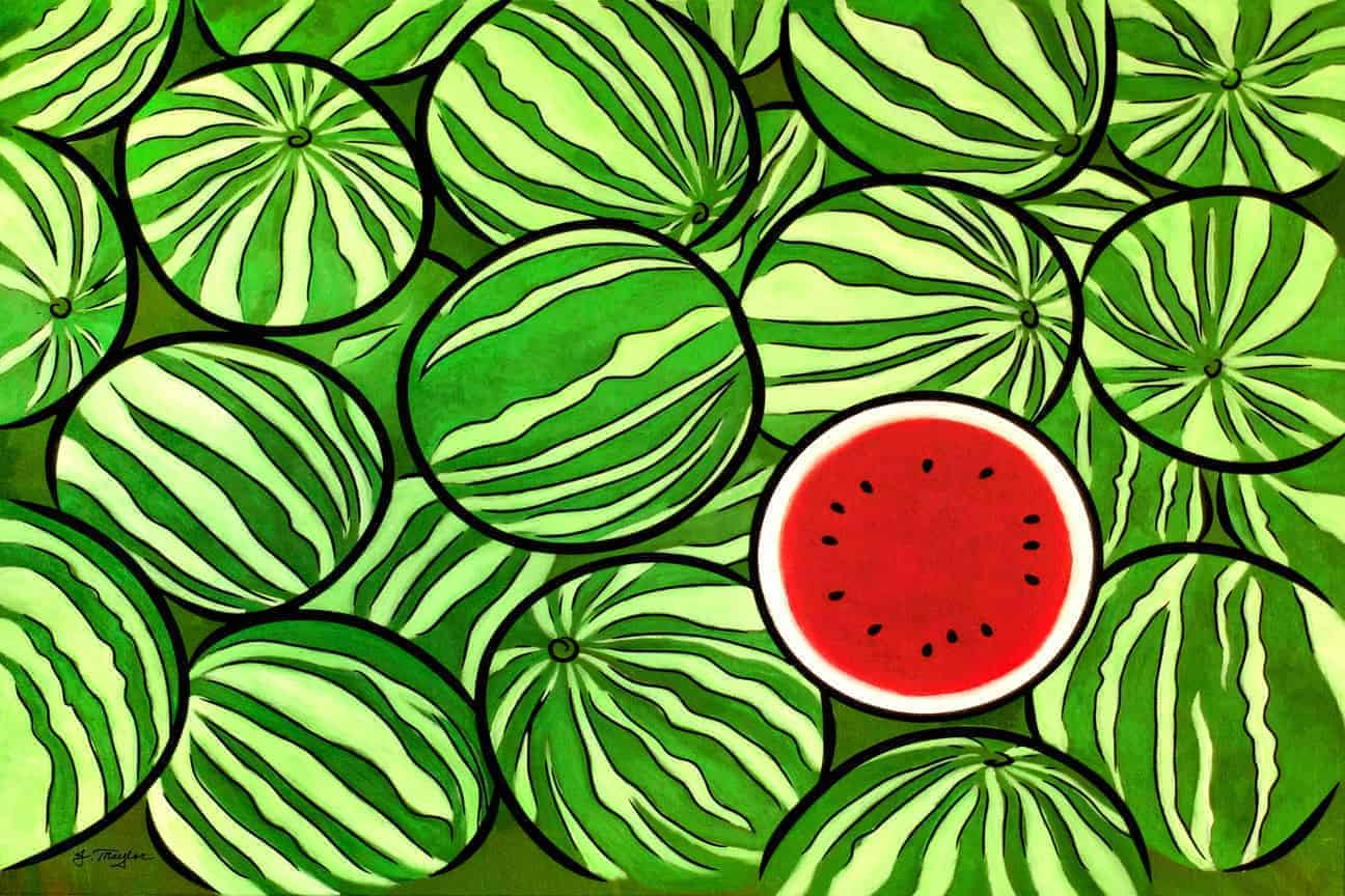 Watermelons Puzzle 2