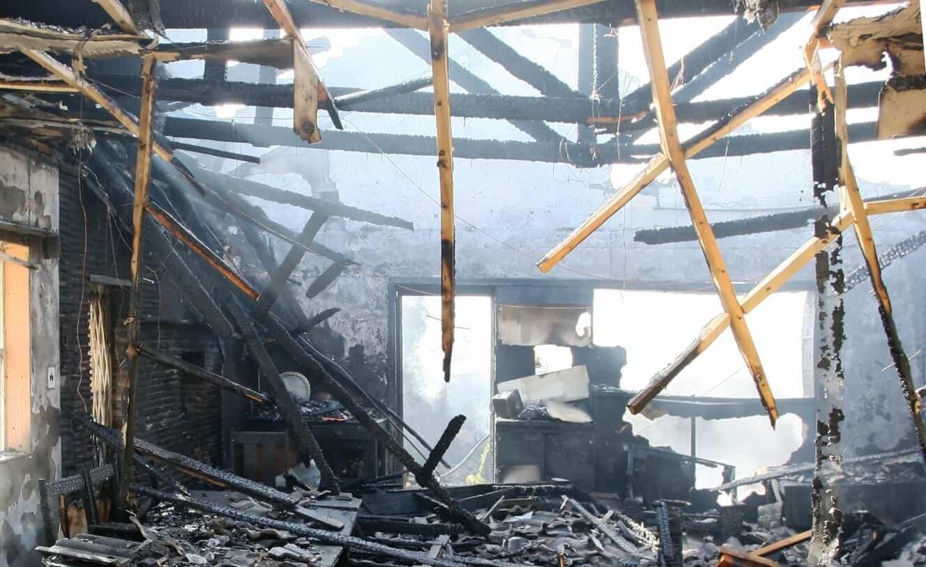 Insurance Claim Fire Restoration
