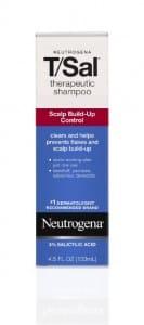Neutrogena T/Sal Therapeutic Shampoo bottle