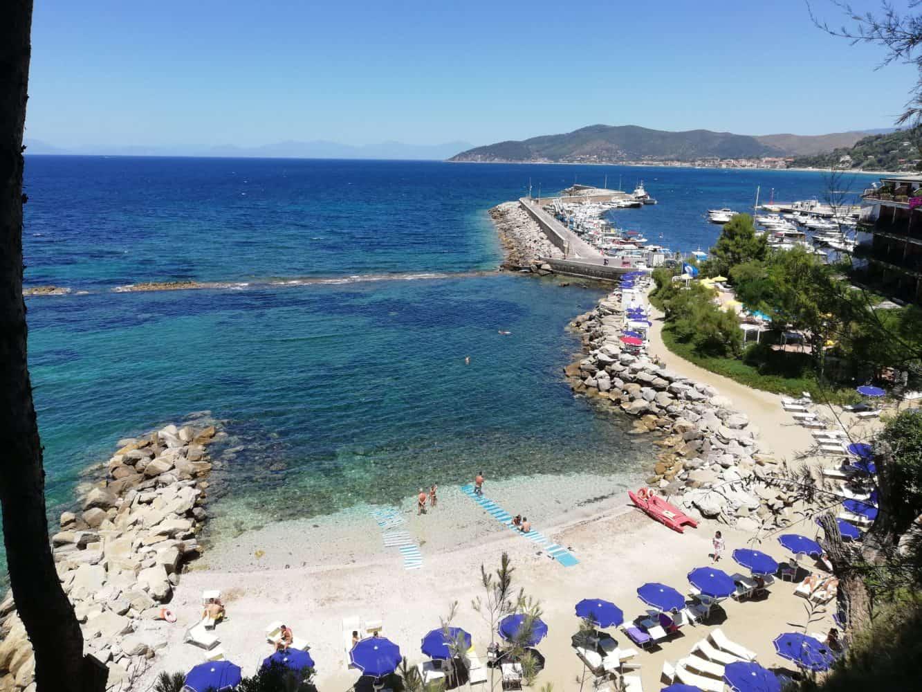 spiaggia hotel approdo resort san marco di castellabate